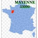 MAYENNE 53