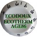 Bouton température ECD certifié d'origne