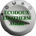 Bouton de commande ECD certifié d'origine