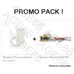 Pack Promo Thermostat ECB2