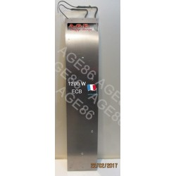Résistance compatible 1200W radiateur Ecotherm et TunTherm