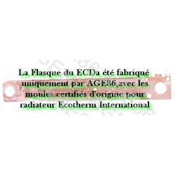 Flasque droit ECD