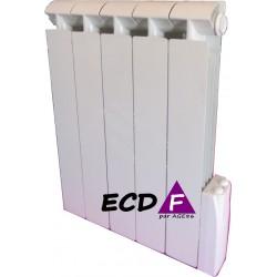 Radiateur ECDF 600W Inertie Fluide