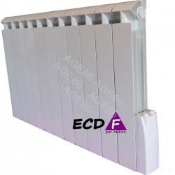 Radiateur ECDF 1500W Inertie Fluide