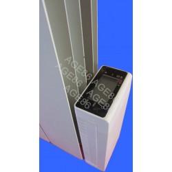 Thermostat pour radiateur à fluide