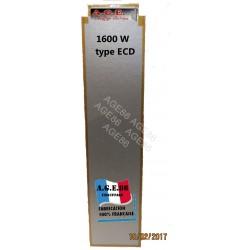 Résistance 1600 W compatible Ecotherm ECD série 2015.
