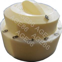 Bouton température compatible ECB1 / ECB2