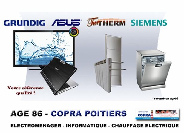 COPRA - Electroménager