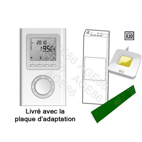 Kit d'évolution RADIO CONNECTE- Radiateur ECD